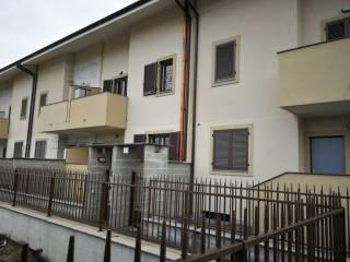 Foto - Villetta a schiera 4 locali, nuova, Sedriano