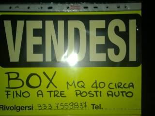Foto - Box / Garage via Brigate Partigiane, Casale Monferrato