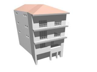 Foto - Appartamento da ristrutturare, primo piano, Rubiana