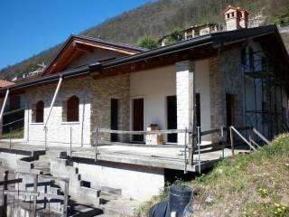 Foto - Villa bifamiliare 270 mq, Luzzana