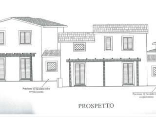 Foto - Villetta a schiera 5 locali, nuova, Castelnuovo Magra