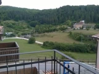 Foto - Trilocale via Circonvallazione, Rocca di Mezzo