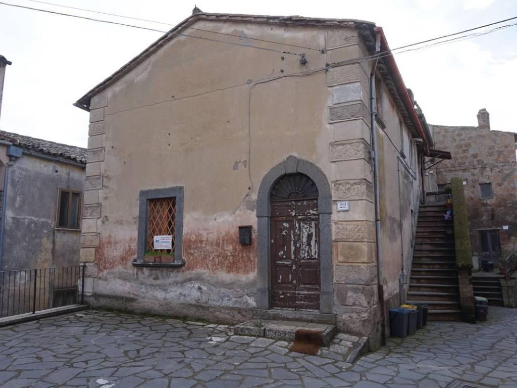 foto  Terratetto unifamiliare via della Torre, Lubriano