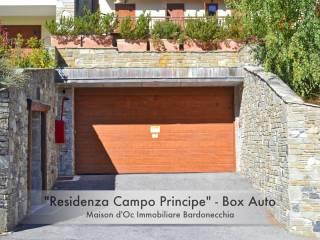Foto - Box / Garage via Principe Campo 29, Bardonecchia