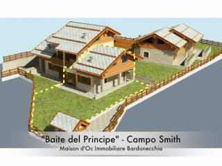 Foto - Villa via Principe Campo, Bardonecchia