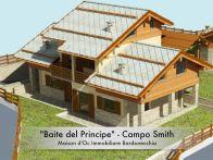 Villa Vendita Bardonecchia