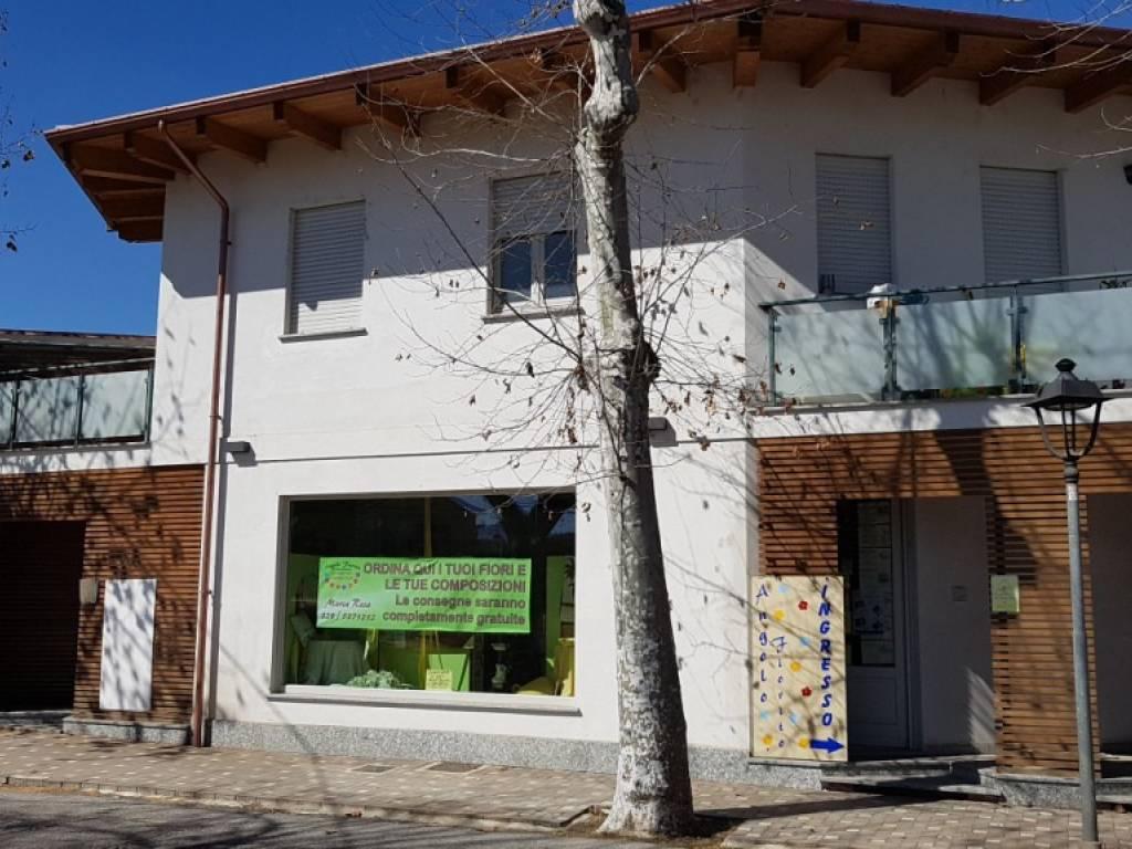 foto Prospetto Negozio in Affitto a Sommariva del Bosco