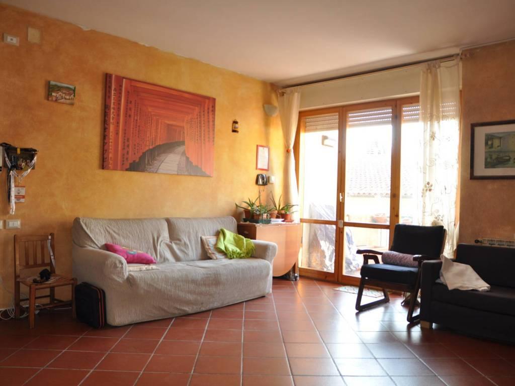 foto sala Quadrilocale via del Pontormo, Impruneta