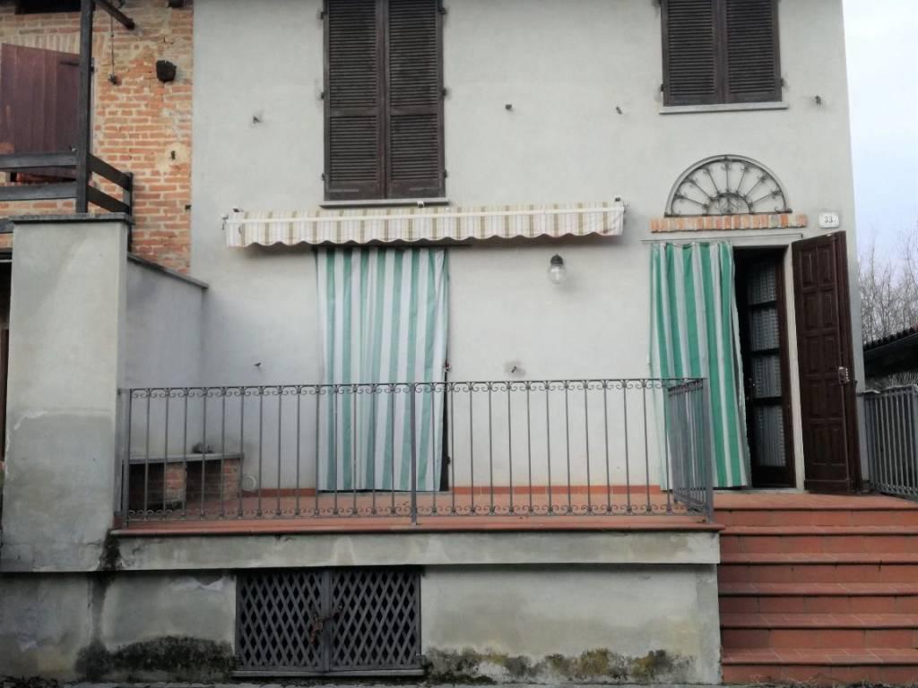 foto Facciata Rustico / Casale via Giuseppe Garibaldi 33-A, San Martino Alfieri