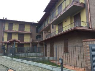 Foto - Trilocale via Roma, Medolago