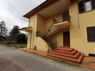 Foto - Quadrilocale via Val di Chio, Castiglion Fiorentino