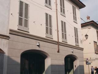 Foto - Bilocale via Crema 4, Pizzighettone