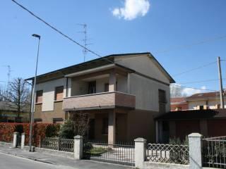 Foto - Villa via Francesco Crispi, Reggiolo