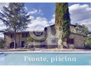 Foto - Rustico / Casale via della Lebbia 2, Lisciano Niccone