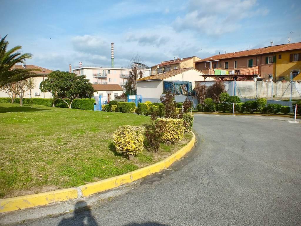 foto esterno Capannone in Vendita a Collesalvetti