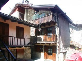 Foto - Terratetto unifamiliare via del Bacino 11, Villair Superiore, Courmayeur