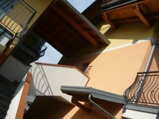 Foto - Attico / Mansarda nuovo, 125 mq, Ciserano