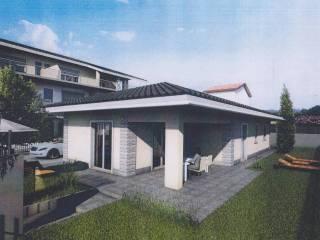 Foto - Villa, nuova, 125 mq, Jerago con Orago