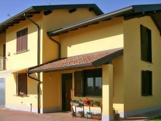 Foto - Villa, ottimo stato, 101 mq, Torazza, Borgo San Siro