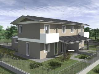 Foto - Villa, nuova, 150 mq, Bagnolo, Nogarole Rocca