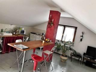 Photo - Attic good condition, 113 sq.m., Almese