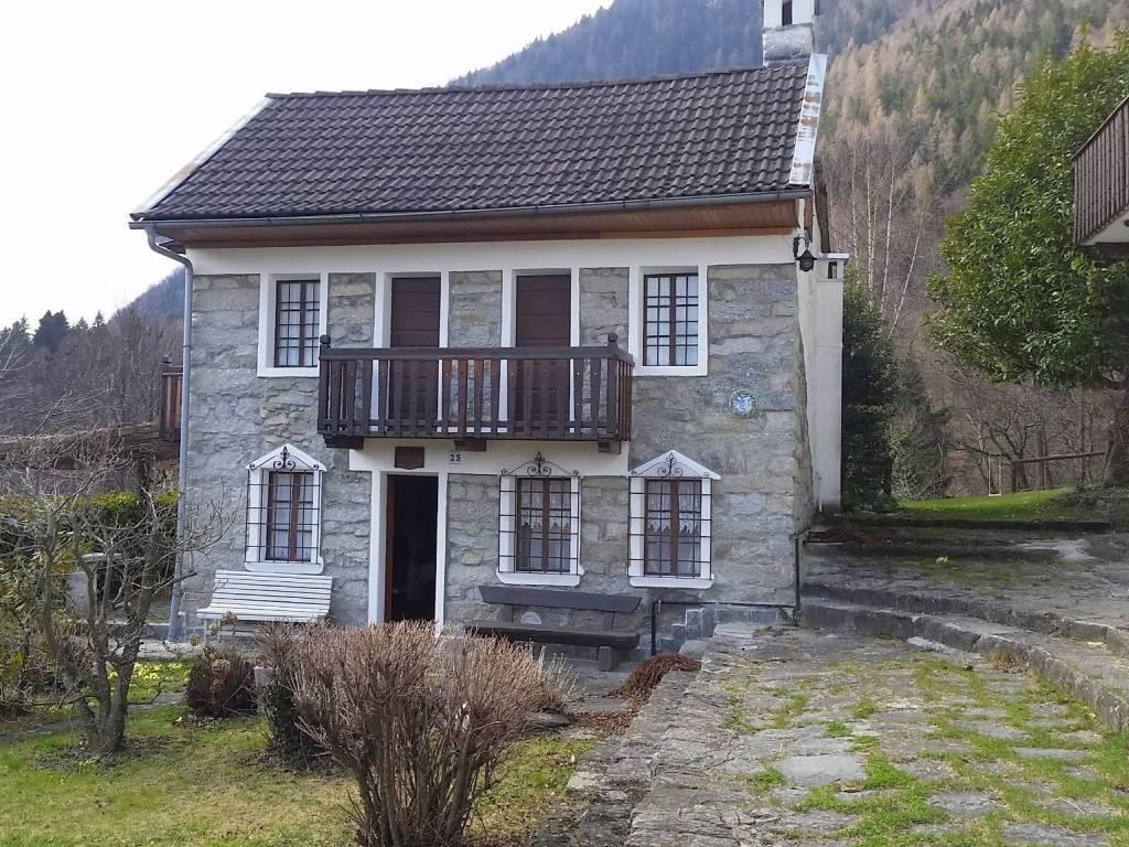 foto  Appartamento frazione Mozzio, Crodo