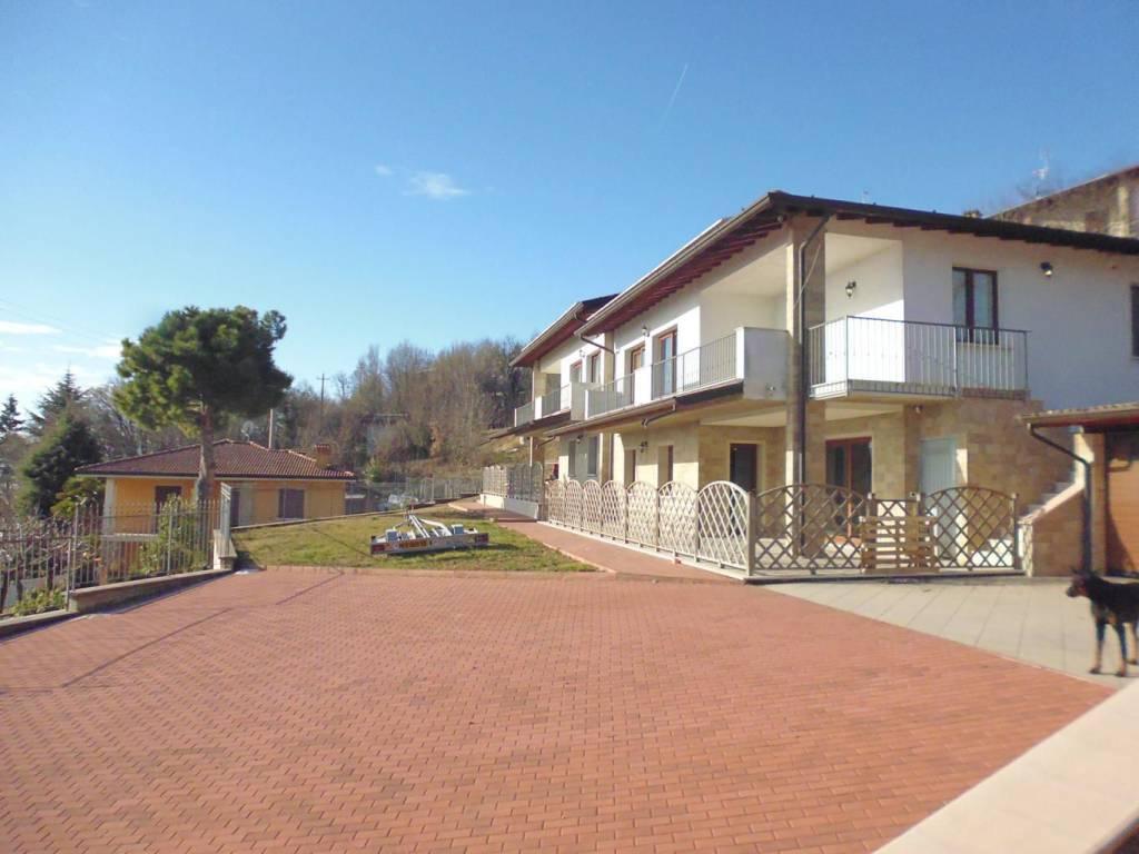 foto ESTERNO Villa unifamiliare via Adamello 7, Serle