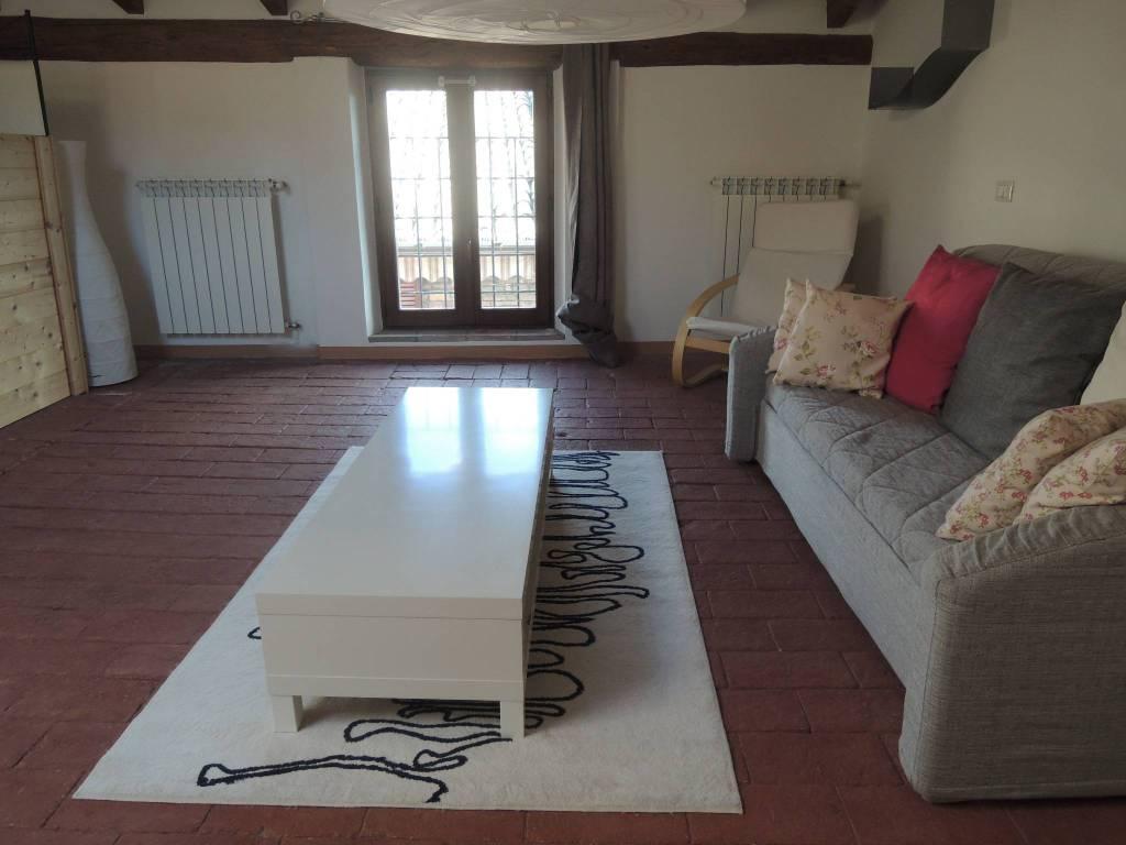foto  Casa indipendente discesa Santa Croce, Castell'Arquato