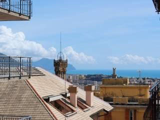 Foto - Bilocale via Cesare Cabella, Castelletto, Genova