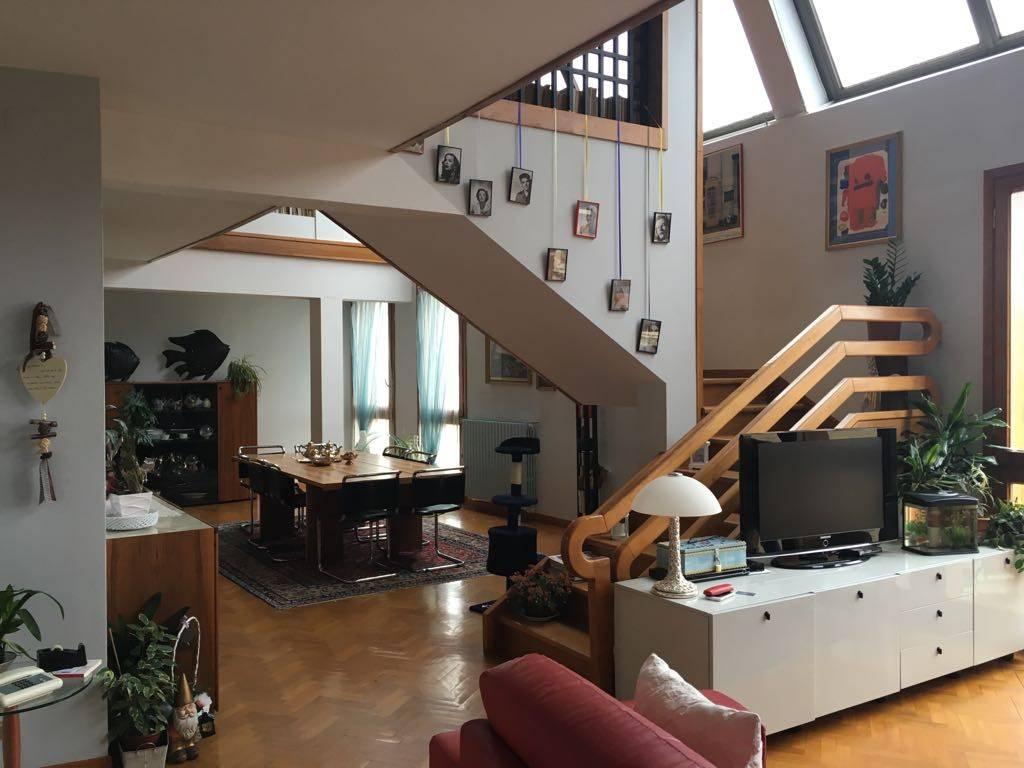 foto  Penthouse via 25 Aprile 7, Arezzo