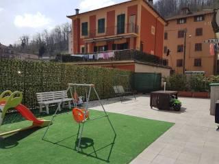 Foto - Trilocale via Isorelle, Savignone