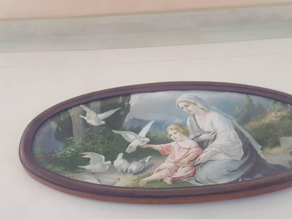 foto dettagli affreschi1 Single family villa via Enrico Caronti, Blevio