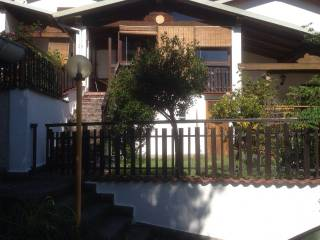 Foto - Villa a schiera 3 locali, buono stato, Labante, Castel d'Aiano
