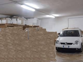 Foto - Box / Garage via Gioacchino Rossini 54A, San Benedetto, Cagliari