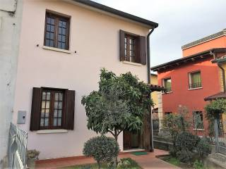 Foto - Villetta a schiera via Giulio Natta, 17, Montecchio Maggiore