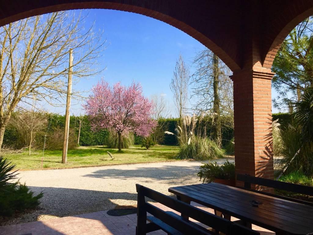 foto esterno Villa via Vallicelle, Ferrara