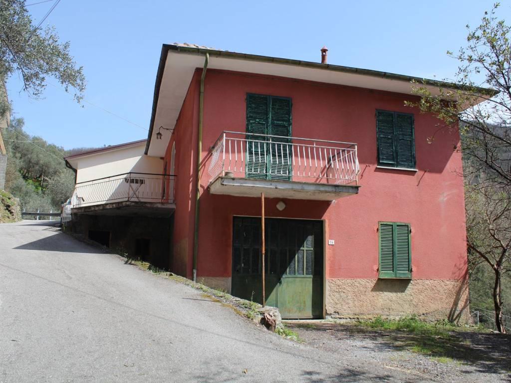 foto  Villa, da ristrutturare, 130 mq, Ne
