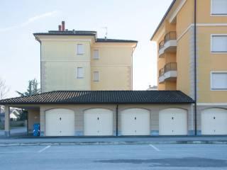 Foto - Box / Garage via Donati, Romentino