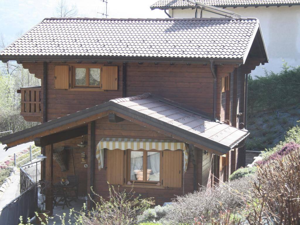 foto Esterno Chalet Villa unifamiliare via Provinciale, Alta Valle Intelvi