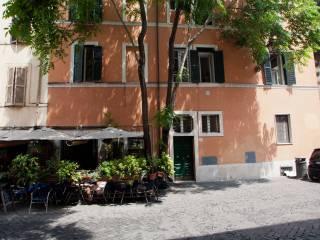 Foto - Bilocale piazza di Sant'Egidio, Trastevere, Roma