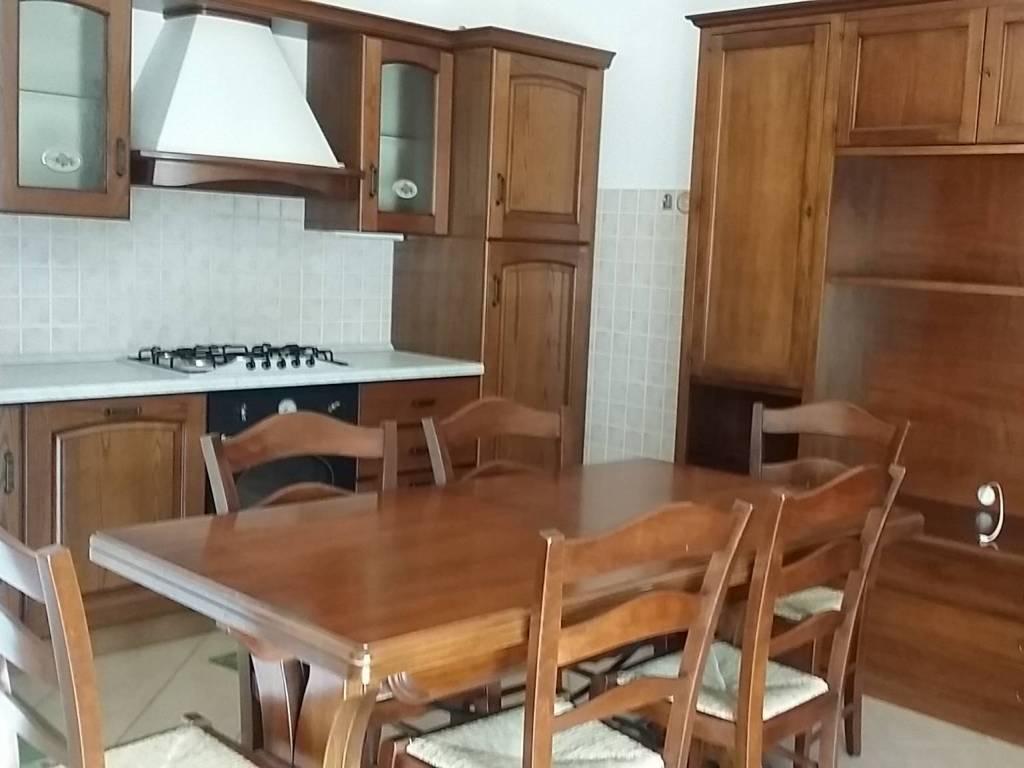 foto soggiorno cucina Bilocale via Alessandro Manzoni, Godiasco Salice Terme