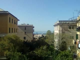 Foto - Trilocale via di Montegalletto, Principe, Genova