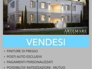 Foto - Quadrilocale nuovo, piano rialzato, Pietrasanta