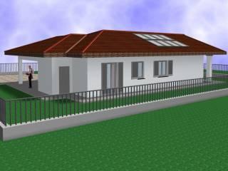 Foto - Villa, nuova, 182 mq, Varallo Pombia