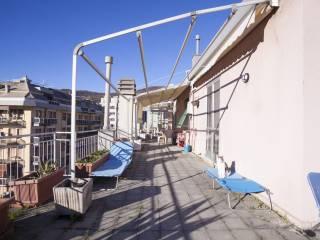 Foto - Trilocale ottimo stato, settimo piano, Molassana, Genova