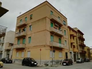 Foto - Trilocale via dell'Uva 95, Centro città, Trapani