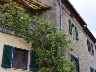Foto - Casa indipendente via Fragaiolo, Caprese Michelangelo