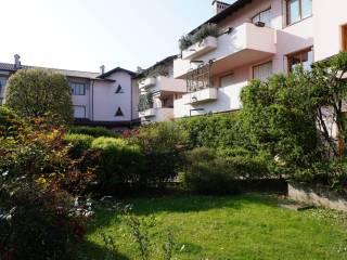 Foto - Trilocale via Monte Rosa 18, San Vittore Olona