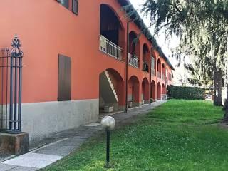 Foto - Monolocale via Risorgimento, Monticello, Cassina Rizzardi