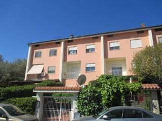 Foto - Villetta a schiera via Erodoto 6, Andreotta, Castrolibero